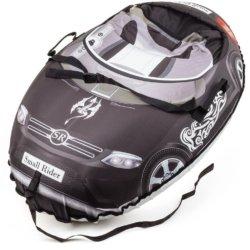 Надувные санки-тюбинг Small Rider Snow Cars в стиле Mercedes (вес 2.8 кг, нагрузка до 180кг)