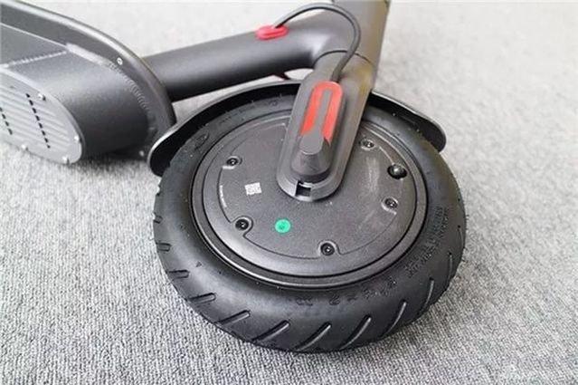 Электросамокат Xiaomi Mijia M365 7800ah (колеса резина, bluetooth, тормоз)
